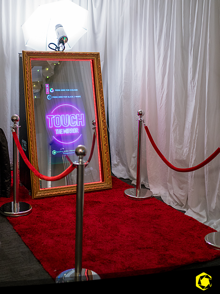 Mirror Photobooth | Happy Hire Productions | Photobooth Hire
