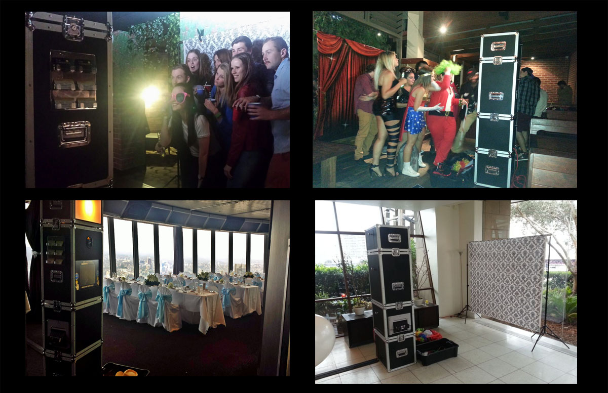 Open Air Photobooth Hire
