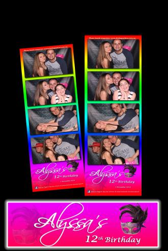 Template 10 - Photobooth hire